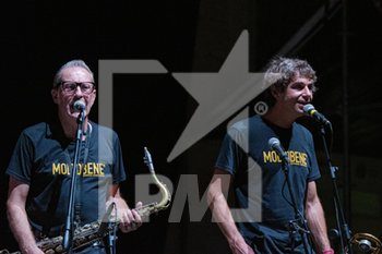 "22/08/2020 - The Bluebeaters - FESTIVAL ""LUCCICHINI DAPPERTUTTO"" - CONCERTI - FESTIVAL"